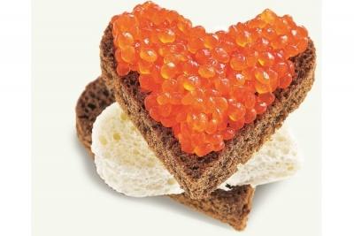 У чому користь червоної ікри для здоров'я серця
