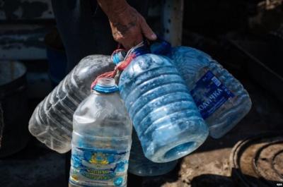 Через аварію на водогоні Чернівці на добу залишаться без води