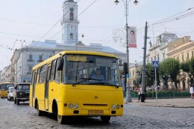 «Безкоштовно та з повагою»: у маршрутках Чернівців хочуть повісити оголошення про перевезення учасників АТО