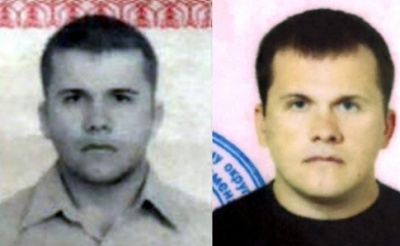 Ідентифікували другого підозрюваного в отруєнні Скрипалів