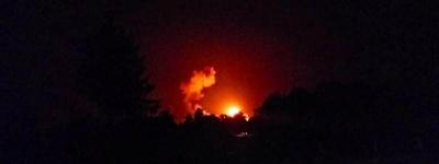 На Чернігівщині вибухають склади з боєприпасами: здійснюється евакуація - відео