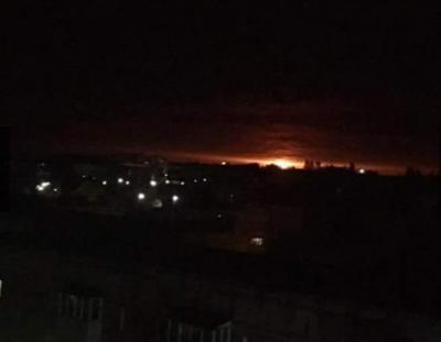 Вибухи на складах боєприпасів на Чернігівщині: з'явилися моторошні відео, зняті очевидцями