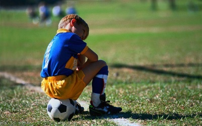Дитина хоче зайнятися футболом. Що потрібно знати
