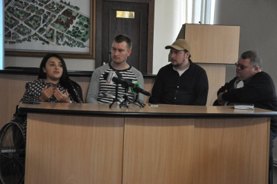 У Чернівцях презентували онлайн-карту доступності міста для маломобільних людей