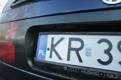 Авто на «євробляхах» не враховуватимуть при наданні субсидій