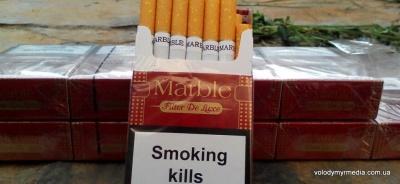 На Буковині судитимуть молодиків, які збували незаконно виготовленні сигарети