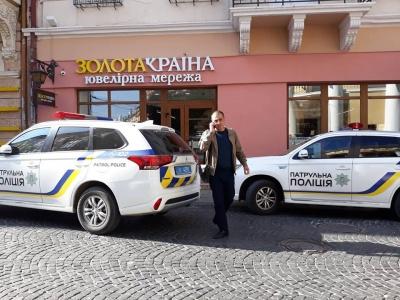 Очевидці повідомили про стрілянину в центрі Чернівців: є поранений - фото