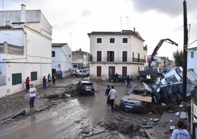 На Майорці внаслідок повені загинули 9 осіб