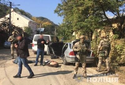 Затримання нападників на «валютників»: у поліції Буковини розповіли подробиці