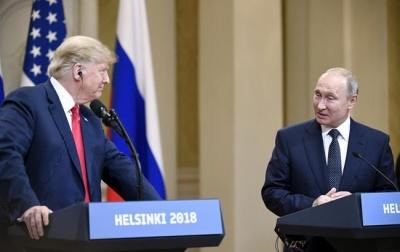Трамп та Путін можуть зустрітися у лютому в Фінляндії