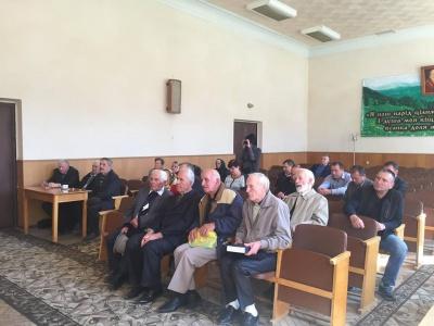 На Буковині до 76-ї річниці створення УПА вручили відзнаки жертвам сталінських репресій