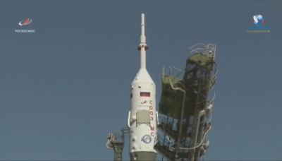 Росія не змогла вивести на орбіту ракету з двома космонавтами