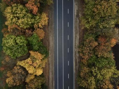 Ремонти повним ходом: показали вражаючі знімки із траси «Житомир-Чернівці»