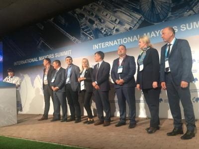 Одна з ОТГ Буковини отримала спеціальний приз на Міжнародному саміті