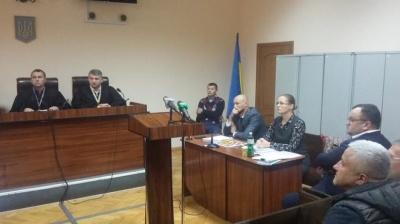 Суд у справі Каспрука: відповідач заявив про відвід судді