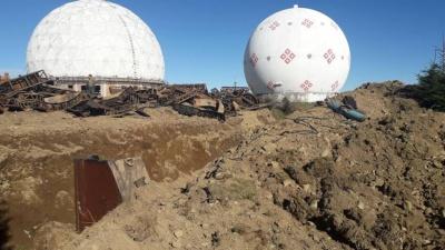 Демонтаж на «Памірі»: військову базу на Буковині продовжують різати на металобрухт - фото