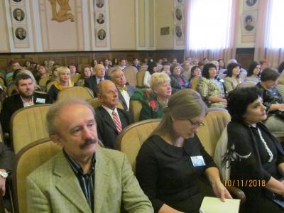У Чернівцях в БДМУ триває міжнародна наукова конференція - фото