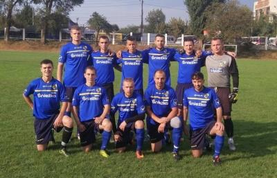У Чернівцях майже через 80 років відродили першу українську футбольну команду міста