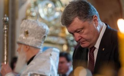 """Порошенко: """"Державної церкви"""" в Україні не буде"""