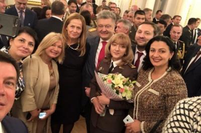 В Україні вперше звання генерал-майора присвоїли жінці