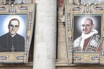 Ватикан канонізував Папу Римського Павла VI