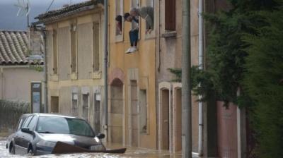 На півдні Франції через повінь загинули 7 осіб