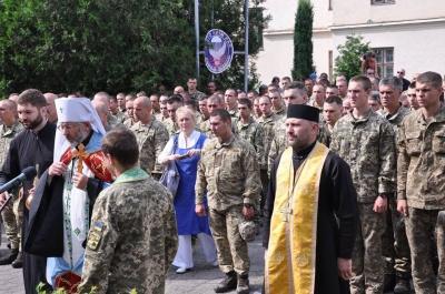Капелана з Буковини нагородили медаллю «Захисникам Вітчизни»