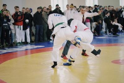 Рукопашники Буковини – чемпіони світу