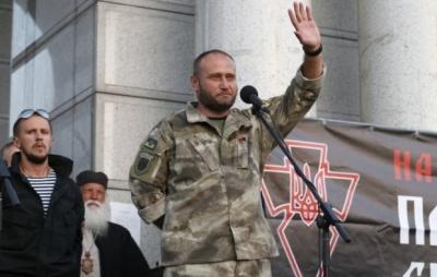 Ярош оголосив про виведення двох батальйонів УДА з передової