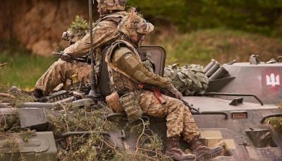 У зоні дії ООС загинув військовий