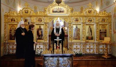 Синод РПЦ вирішив розірвати відносини з Константинополем