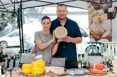 Буковинець виготовляє один з найкращих сирів в Україні