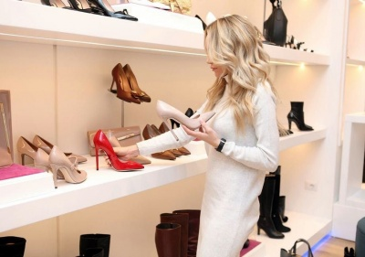 Я підібрати «ідеальні» туфлі на каблуці: поради