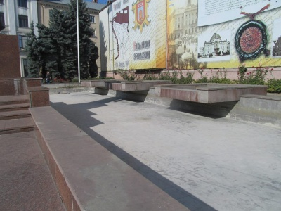 Закрили на зиму: у Чернівцях закінчився «сезон» фонтанів