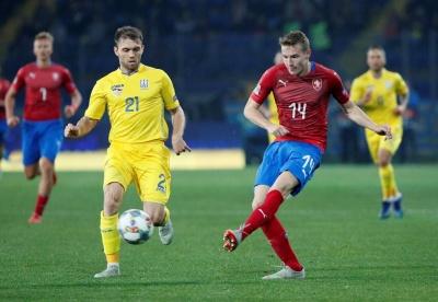 Збірна України здолала Чехію та вийшла до еліти Ліги націй