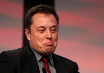 Ілона Маска відсторонили на три роки від керівництва Tesla