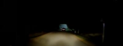 Боявся зупинитися: у Чернівцях патрульні оштрафували водія, що мчав без підсвітки