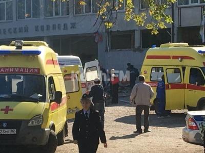 У Керчі стався вибух у приміщенні коледжу. Загинули 10 осіб