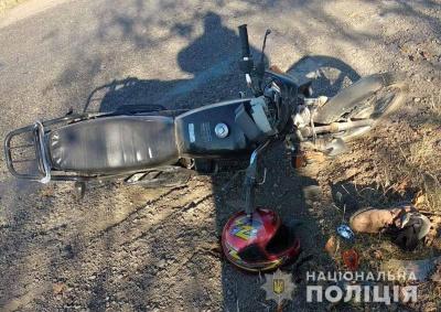 На Буковині мотоцикл зіткнувся з «ГАЗом»: одна людина загинула