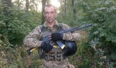 На Донбасі від кулі снайпера загинув боєць з Буковини