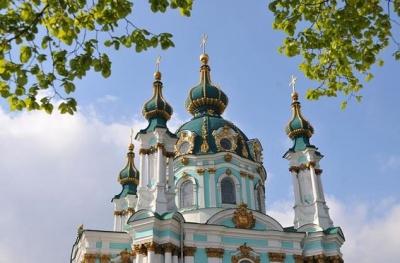 ВР схвалила передачу Андріївської церкви Вселенському патріарху
