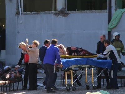Стрілянина у Керчі: Кількість загиблих зросла до 21