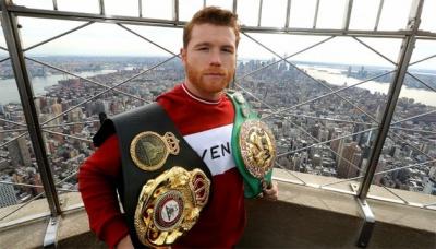 Мексиканський боксер підписав рекордний контракт в історії спорту