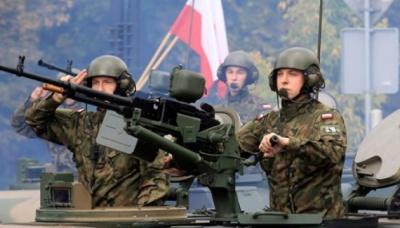 Польща вирішила збільшити  кількість військових на кордоні з Росією