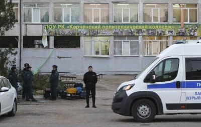 ЗМІ: Студент, який вижив під час стрілянини в Керчі, стверджує, що стрільців було двоє