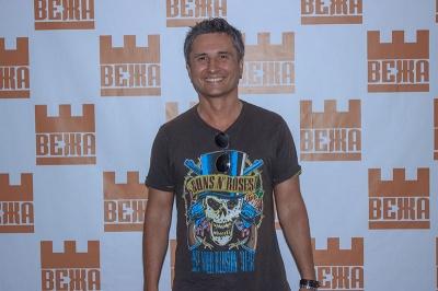 У Чернівцях засновник гурту «Мері» Віктор Винник презентує свою книгу