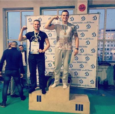«Десантні війська – це сила»: чернівчанин став чемпіоном України серед військових