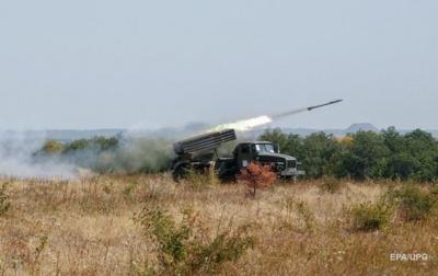 Доба на Донбасі: 16 обстрілів, один боєць поранений