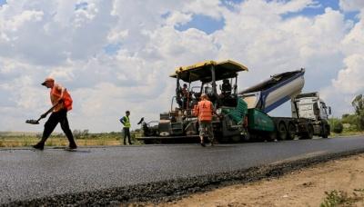 За рік в Україні відремонтували 3500 кілометрів доріг