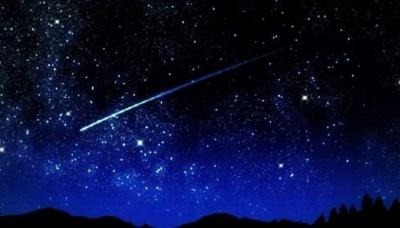 У ніч на 22 жовтня можна буде побачити зорепад Оріоніди